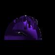 Morkai_Rep_MKVII_4_Pad.stl Download free STL file Double Wolf head Chapter insignia • 3D printing model, Tatsura