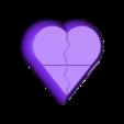 SecretHeartCubicon.stl Download free STL file Secret Cubicon Heart Box (Remix) • Model to 3D print, 3DWP