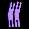 2_servo_robot (2).stl Télécharger fichier STL gratuit Comment faire un robot mante religieuse • Design imprimable en 3D, speedkornet