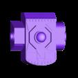 Shoulders.stl Télécharger fichier STL gratuit Ork Mega Gargant Epic 40k proxy model 6mm Titanicus • Modèle pour imprimante 3D, redstarkits