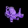 Mega_gargant_complete.stl Télécharger fichier STL gratuit Ork Mega Gargant Epic 40k proxy model 6mm Titanicus • Modèle pour imprimante 3D, redstarkits