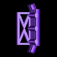 bowel_burner_front_ram.stl Download free STL file Ork / Orc armoured Light attack vehicle / War Buggy • 3D printing object, redstarkits