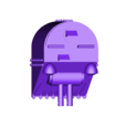 bb_face_turret_big_shoota.stl Download free STL file Ork / Orc armoured Light attack vehicle / War Buggy • 3D printing object, redstarkits