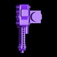 ripper_fist.stl Télécharger fichier STL gratuit Ork Great Gargant 6mm Epic Scale Proxy model • Objet à imprimer en 3D, redstarkits