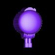 Scortcha_turret.stl Télécharger fichier STL gratuit Ork Great Gargant 6mm Epic Scale Proxy model • Objet à imprimer en 3D, redstarkits
