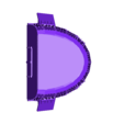 Gargant_lower_body.stl Télécharger fichier STL gratuit Ork Great Gargant 6mm Epic Scale Proxy model • Objet à imprimer en 3D, redstarkits