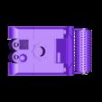 "hull_with_roller.stl Télécharger fichier STL gratuit Ork / Orc Tank ""Bone Breaker"" 28mm wargames véhicule • Plan pour impression 3D, redstarkits"