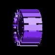 skull_hammer_armoured_wheels.stl Télécharger fichier STL gratuit Roues alternatives pour ork half track • Modèle imprimable en 3D, redstarkits
