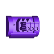 4_rad_Tri_Flamers.stl Télécharger fichier STL gratuit Vehcile de jeu de science-fiction Flamwagen à 4 rayons • Objet imprimable en 3D, redstarkits
