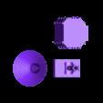 skull_hammer_turret_breakdown.stl Télécharger fichier STL gratuit Demi-rail à vapeur / orque / orque • Modèle pour impression 3D, redstarkits
