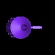 skull_hammer_flamer_turret.stl Télécharger fichier STL gratuit Demi-rail à vapeur / orque / orque • Modèle pour impression 3D, redstarkits