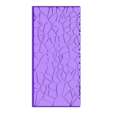 Cracked_paving_style_50mm___100mm_rectangle_5.stl Télécharger fichier STL gratuit Dallage fissuré / Bases carrées à effet de lave pour la saga Dungeon, Kingd of war, Warhammer fantasy battle etc • Objet imprimable en 3D, redstarkits