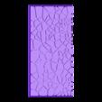 carcked_paving_style_50mm___100mm_rectangle_1.stl Télécharger fichier STL gratuit Dallage fissuré / Bases carrées à effet de lave pour la saga Dungeon, Kingd of war, Warhammer fantasy battle etc • Objet imprimable en 3D, redstarkits