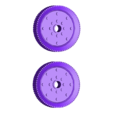 rubber_tyre_2.stl Télécharger fichier STL gratuit Orque / Ork Bubble Chucker bizzar arme de science-fiction 28mm sci-fi • Plan imprimable en 3D, redstarkits