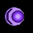 reaver_top_plug_1.stl Télécharger fichier STL gratuit Connecteur supérieur d'arme de carapace pour Lucius Reaver titan à l'échelle 28mm • Objet pour imprimante 3D, redstarkits