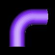 90_pipe_bend.stl Télécharger fichier STL gratuit Sci-fi Réseau de tuyaux modulaire pour les paysages de wargaming • Objet à imprimer en 3D, redstarkits