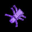 flat_bed_ant_complete.stl Télécharger fichier STL gratuit Véhicule utilitaire à fourmis à plat pour la fabrication de wargames ou de mdel de science-fiction de 28 mm • Modèle pour imprimante 3D, redstarkits