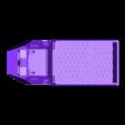 Flat_bed_ant_with_frame.stl Télécharger fichier STL gratuit Véhicule utilitaire à fourmis à plat pour la fabrication de wargames ou de mdel de science-fiction de 28 mm • Modèle pour imprimante 3D, redstarkits