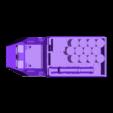 ant_flat_bed_with_stoage.stl Télécharger fichier STL gratuit Véhicule utilitaire à fourmis à plat pour la fabrication de wargames ou de mdel de science-fiction de 28 mm • Modèle pour imprimante 3D, redstarkits