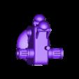 Turret_top.stl Download free STL file Anti-aircraft tower for 28mm wargames, Warhammer, Star wars, Gas lands ect • 3D print model, redstarkits