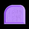 maman_at_bebe.stl Télécharger fichier STL gratuit éléphant - mère et bébé • Modèle pour impression 3D, yb__magiic
