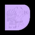 Marvel_-_Chibbi_Spiderman_Deadpool_v1.stl Télécharger fichier STL gratuit Marvel - Chibi Spiderman Deadpool • Objet imprimable en 3D, yb__magiic