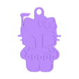 StarWars_-_Hello_Kitty_-_Boba_Fett_-_KeyChain_v1.stl Download free STL file StarWars - Hello Kitty - Boba Fett - KeyChain • 3D printing model, yb__magiic
