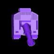 heavy_mortar_turret_with_peg.stl Download free STL file Heavy Mortar turret for 28mm wargames. Warhammer, warpath ect • 3D print object, redstarkits