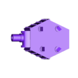 Armoured_heavy_turret.stl Download free STL file Heavy Mortar turret for 28mm wargames. Warhammer, warpath ect • 3D print object, redstarkits