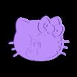 hellokitty_grumpycat.stl Download free STL file hello kitty - grumpy cat • 3D printable object, yb__magiic