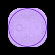 Tree_Sun_and_Moon.stl Télécharger fichier STL gratuit Arbre Soleil et Lune • Modèle pour imprimante 3D, yb__magiic