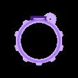Steampunk_Glass_L.stl Télécharger fichier STL gratuit Jaa's Steampunk Glasses v 1.0 • Design pour imprimante 3D, Jaa