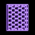 Cuadrados 2.stl Download free STL file Texture of squares • 3D printing model, Agos3D