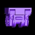 toe_endx6.STL Télécharger fichier STL gratuit Lucius Wardog Titan • Plan pour imprimante 3D, jimsbeanz