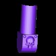 toe_piston.STL Télécharger fichier STL gratuit Lucius Wardog Titan • Plan pour imprimante 3D, jimsbeanz