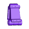 toe_rearx2.STL Télécharger fichier STL gratuit Lucius Wardog Titan • Plan pour imprimante 3D, jimsbeanz
