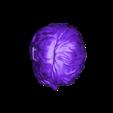 4.stl Télécharger fichier STL gratuit Têtes de soldats de l'espace - Ensemble B • Design à imprimer en 3D, mrmcangry