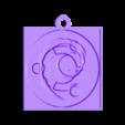 lithopane_20130417-17909-xrmlga-0.stl Télécharger fichier STL gratuit Logo Debian-Ubuntu #2 • Plan pour imprimante 3D, MarcoAlici