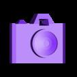 camera.stl Télécharger fichier STL gratuit Caméra jouet • Design à imprimer en 3D, MarcoAlici