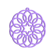 spiro_decor_01.stl Download free STL file Spirograph Gyroscopic  Christmas Ornament • Object to 3D print, MarcoAlici