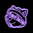 Everest Fixed.stl Télécharger fichier STL Ensemble de coupe-cuisine de la Patrouille des pattes • Modèle pour imprimante 3D, davidruizo