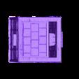 tiny house  open stock.stl Télécharger fichier STL Tiny house • Plan pour impression 3D, Motek3D