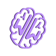 maker_mind_symbol_insert_bigger_tolerance.stl Télécharger fichier STL gratuit Étui à crayons avec un twist • Objet pour imprimante 3D, MakerMind