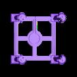 Bâti - Built.stl Télécharger fichier STL Support Lithophanie grecque antique / Ancient Greek Lithophanie support • Design imprimable en 3D, Stendy