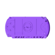 sony psp 3000.obj Download free 3DS file SONY PSP 3000 • 3D printer template, designstation97
