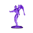 angel_of_death.obj Download free OBJ file angel of death • Template to 3D print, kphillsculpting