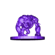minotaurobj.obj Download free OBJ file Minotaur • 3D printing design, kphillsculpting