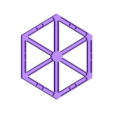 Catan_6_Magnet_Holder_6x3mm.stl Télécharger fichier STL gratuit Base magnétique Catan Aimants cylindriques 6x3 mm • Objet pour imprimante 3D, Nacelle