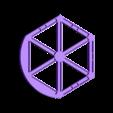 Catan_4_Magnet_Holder_6x3mm.stl Télécharger fichier STL gratuit Base magnétique Catan Aimants cylindriques 6x3 mm • Objet pour imprimante 3D, Nacelle