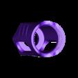 Insulin_Case_v2.stl Télécharger fichier STL gratuit Boîte de Novolin Insuilin avec couvercle à vis • Modèle pour impression 3D, Nacelle